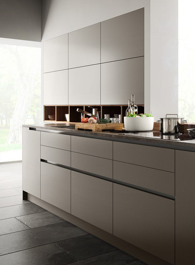 Gorgeous Grey Poggenpohl Kitchens Contemporary And