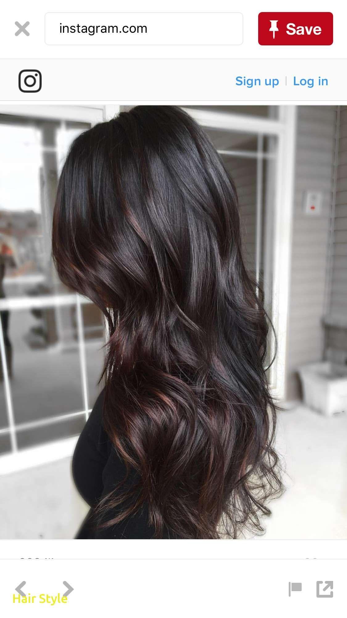 Bestes Der Schwarzen Haar Farbtrends 2019 Frisuren Pinterest
