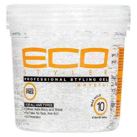 Eco Style Professional Styling Gel Krystal 16 Fl Oz Eco Styler Gel Styling Gel Natural Hair Styles