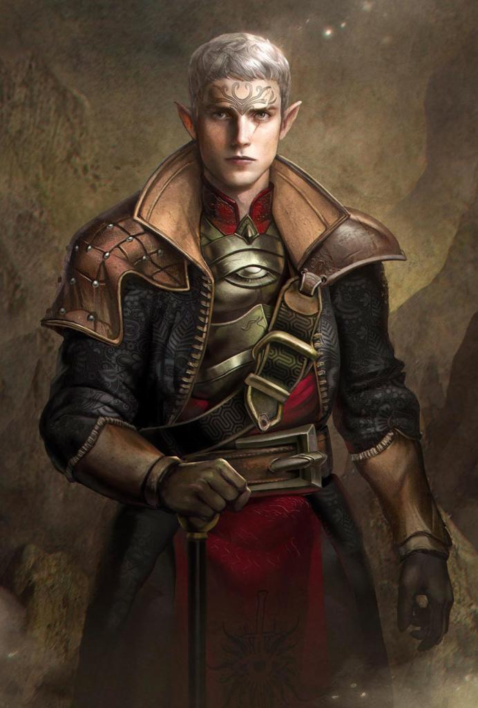 Pathfinder: Kingmaker - assorted portraits - Album on