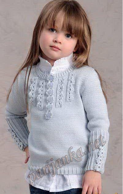 стильное вязание для детей вязание детям вязание детское