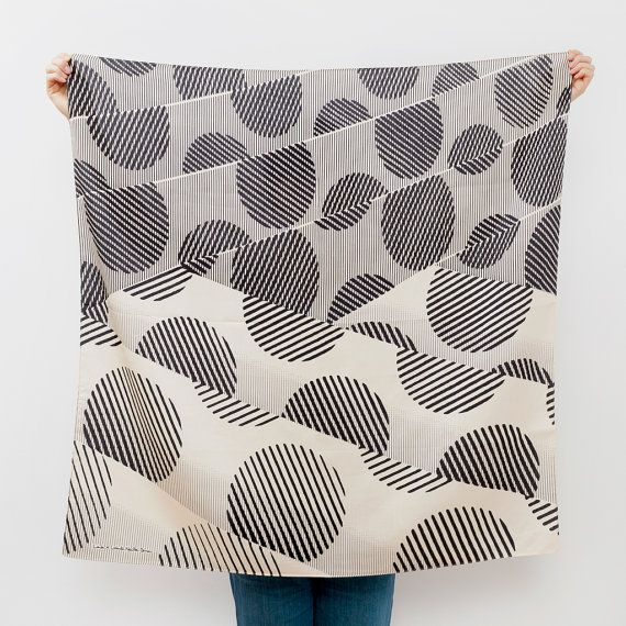 Hey, I found this really awesome Etsy listing at https://www.etsy.com/listing/168230916/dots-black-furoshiki-japanese-multi