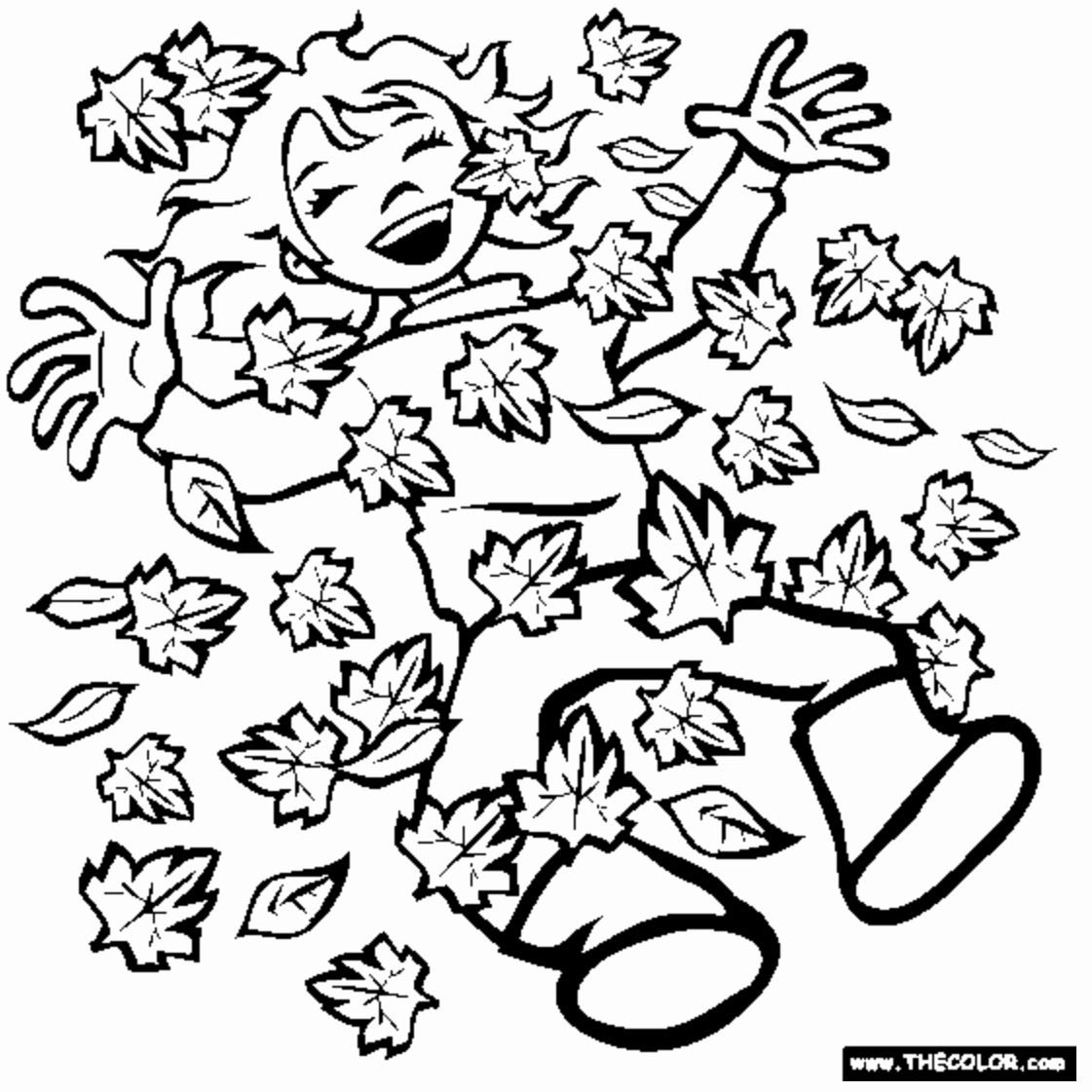 Sport Coloring Pages For Preschoolers Lovely Free Autumn And Fall
