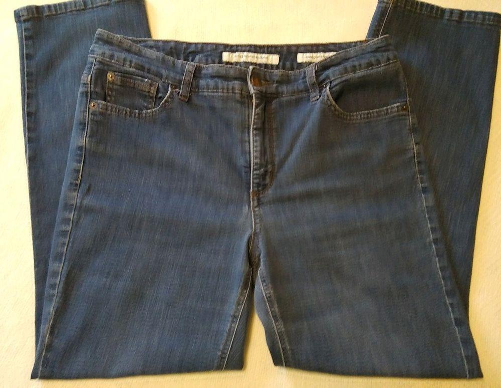 09556dd7700 Jones New York Jeans Lexington Straight Secret Slimming Petite Size 14  Short.  fashion  clothing  shoes  accessories  womensclothing  jeans (ebay  link)