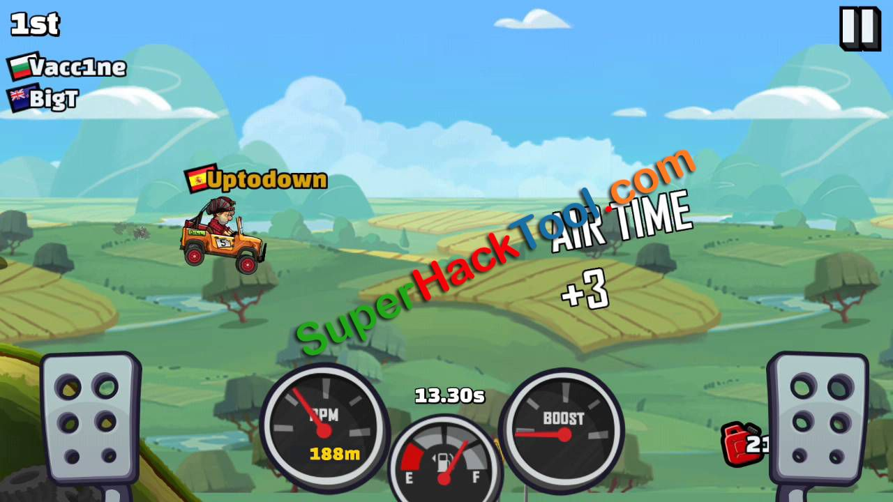 Hill Climb Racing 2 Hack Tool Get Free Coins And Gems No