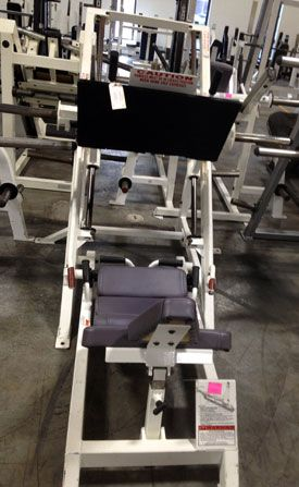 Pin by Fitness Rush, Inc  on Lower Body Exercise | Leg press, Legs