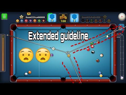 8 ball pool extended guideline mod apk free download