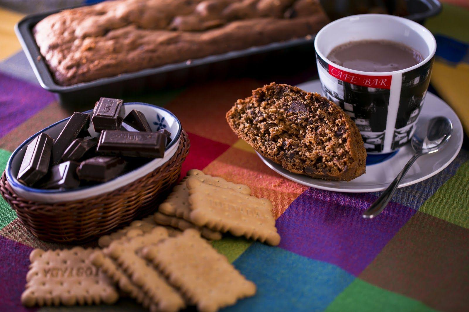 Mis thermofavoritos: BIZCOCHO DE CHOCOLATE Y GALLETAS