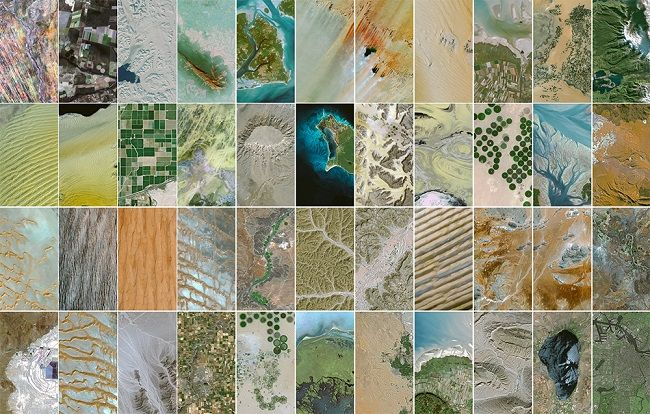 Brazilian Photographer Joao Paulo Bernandes Has Always Been Fascinated With Satellite Imagery And Topographic Maps So Much That He Even Used Them As His
