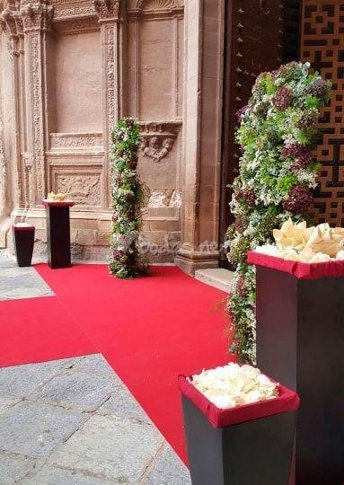 Boda en La Catedral de Floristería Fernando | Foto 4