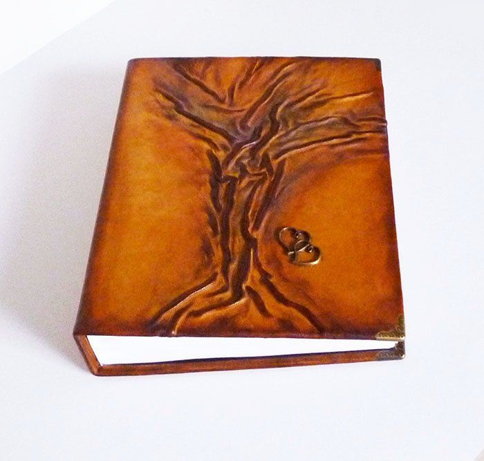 Wedding Gifts For Relatives: Leather Album, Anniversary, Wedding Gift For Couple