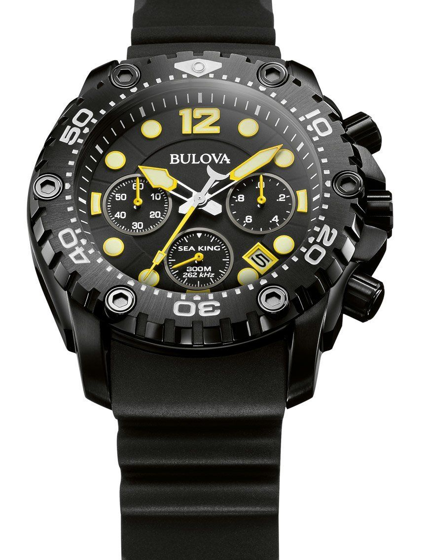 New Bulova Accutron II UHF Sport Watches For Baselworld