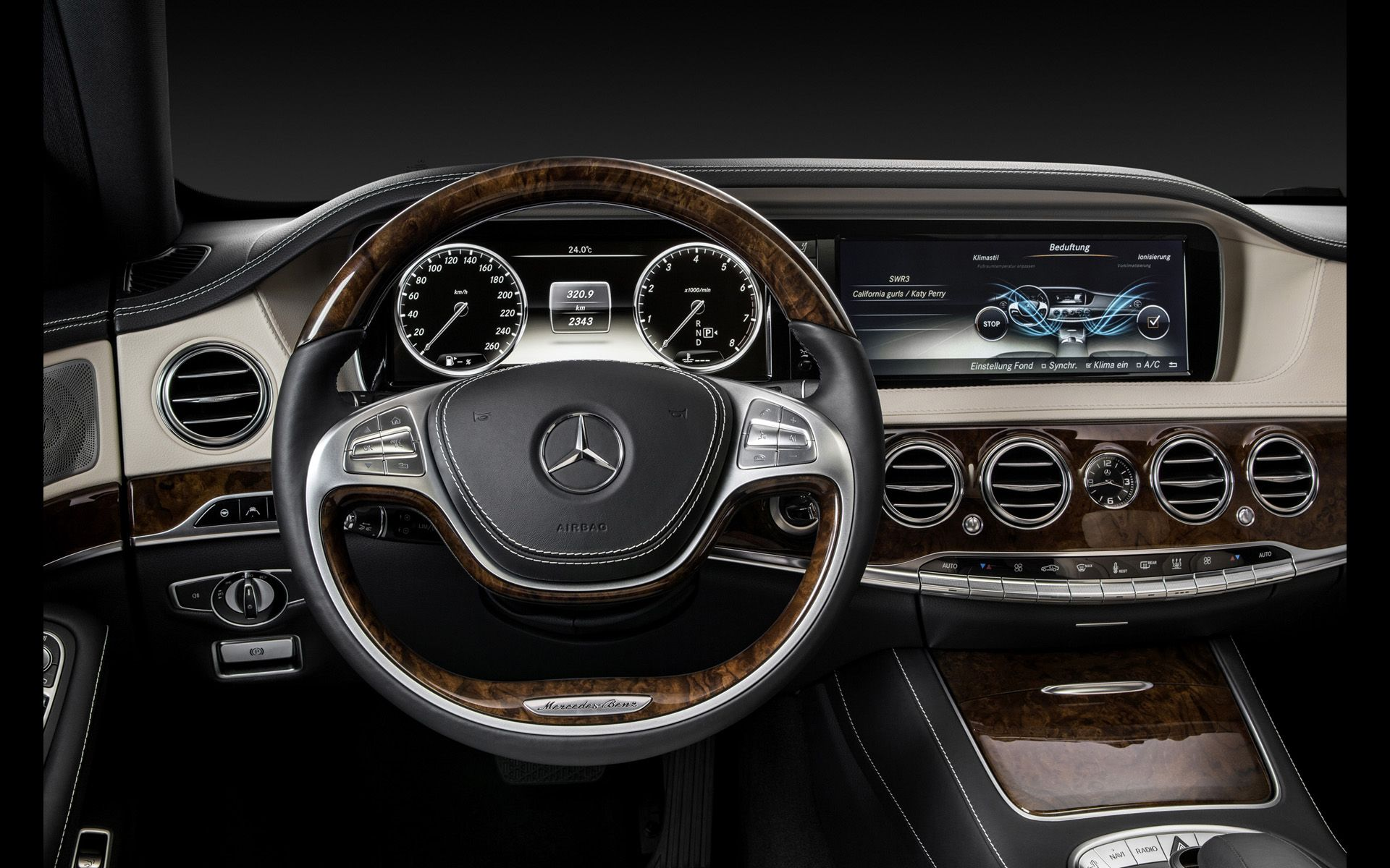 2013 S Class Interior With Images Mercedes S Class Mercedes