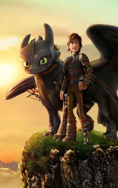How To Train Your Dragon Movie Hd Wallpaper Download Free
