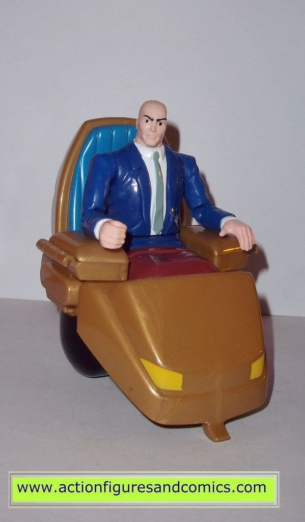 X-MEN X-Force toy biz PROFESSOR X 1994 marvel universe action figures