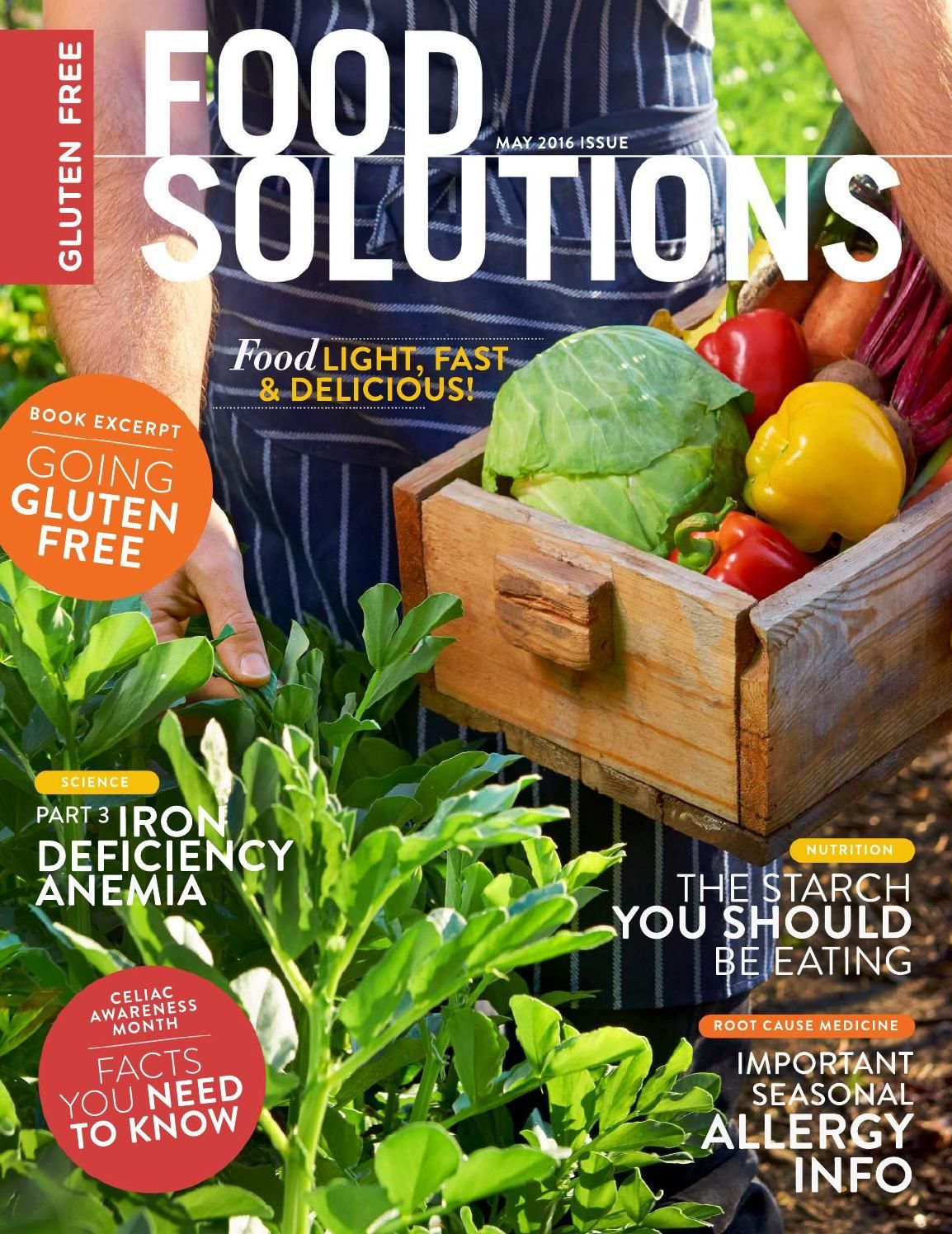 #ClippedOnIssuu from Food Solutions Magazine May 2016