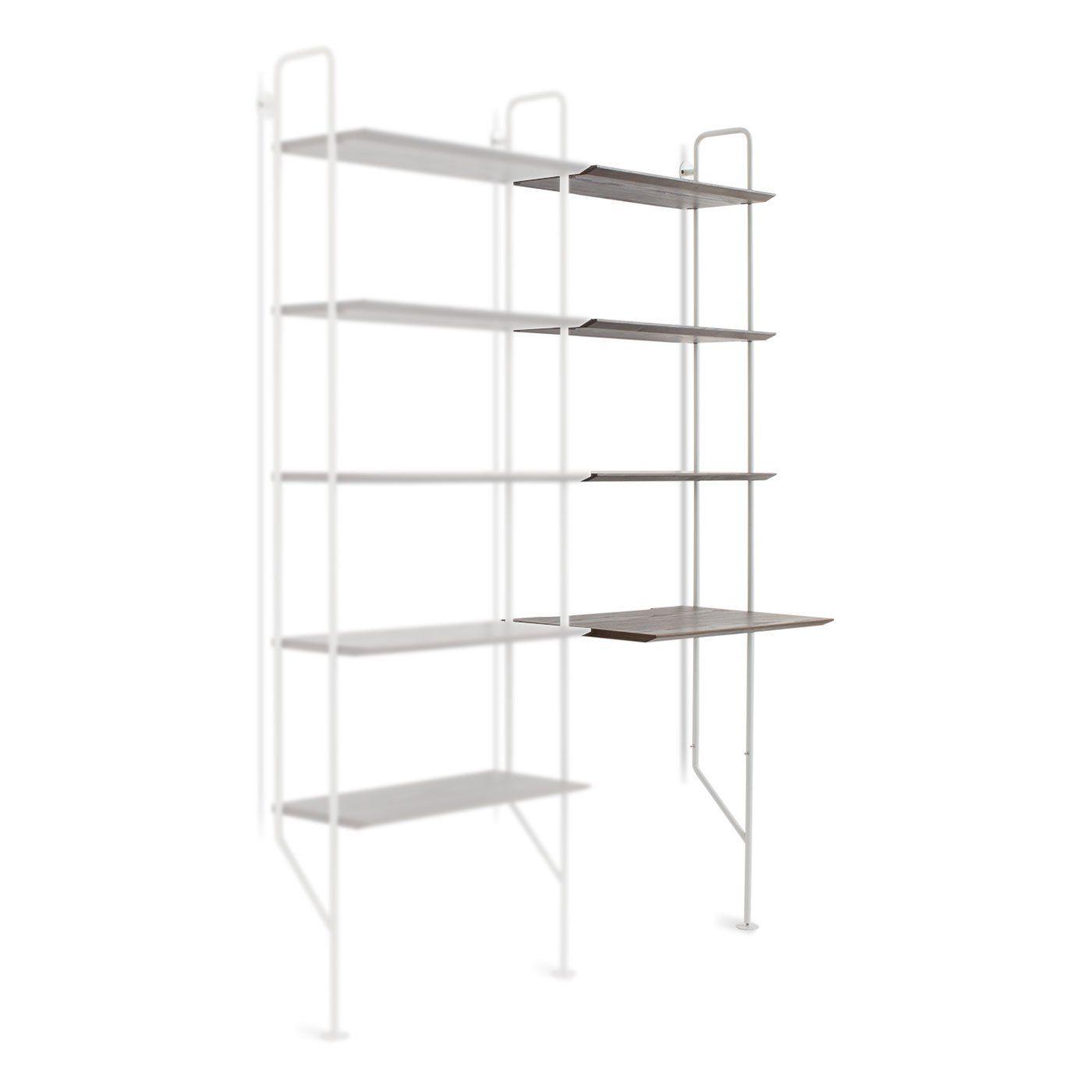 Blu Dot Hitch Add On Ladder Bookcase And Desk