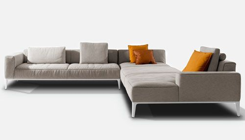 Modulares Sofa tailor made modular sofa by studio segers for indera modular sofa