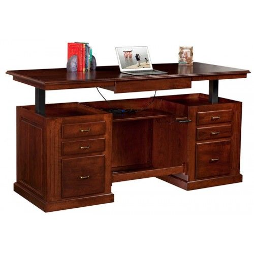 Sit Stand Executive Desks For Sale Executive Style Standing