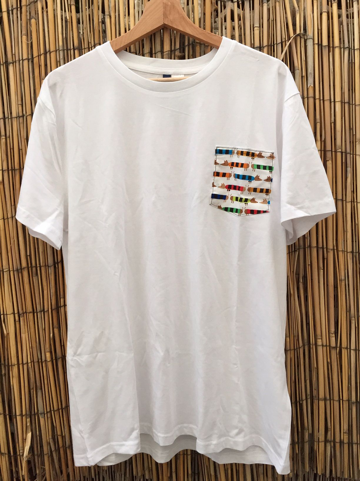 Patrón gratuito: Bolsillos de punto en camisetas | Pinterest ...