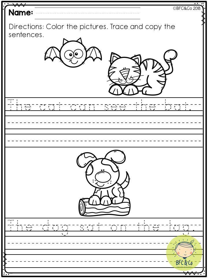 Kindergarten Read and Write Freebie | I Heart Freebies | Pinterest ...