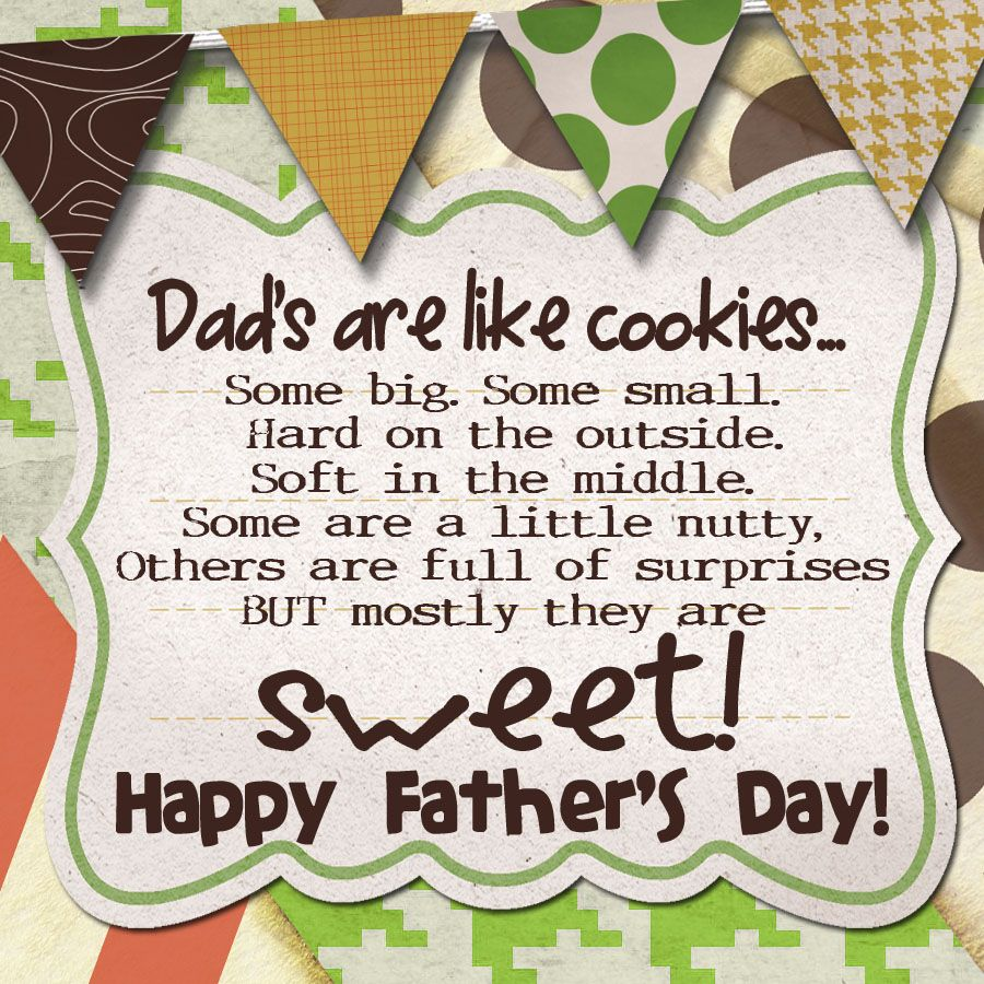 Quotes For Fathers Day For Husband: Father's Day Treat Tag!!