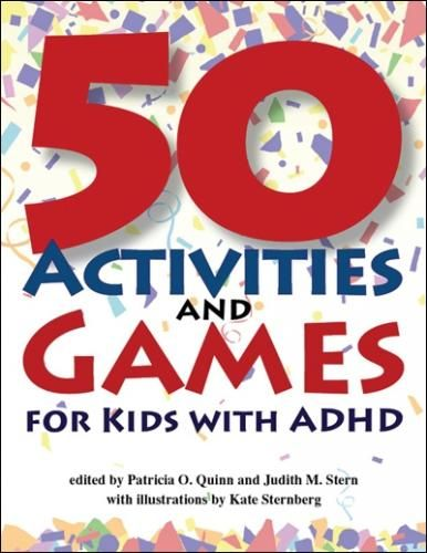 photo relating to Printable Activities for Kids With Adhd identified as 50 Things to do and Online games for Children With ADHD terapie Adhd