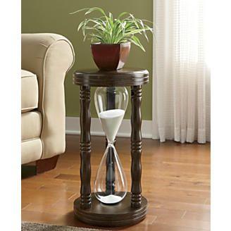 Sands of Time Table from Midnight Velvet®