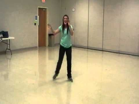 ▶ Pump it Black Eyed Peas- Zumba With Madison - YouTube
