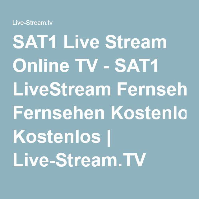 Sat1 Live Fernsehen