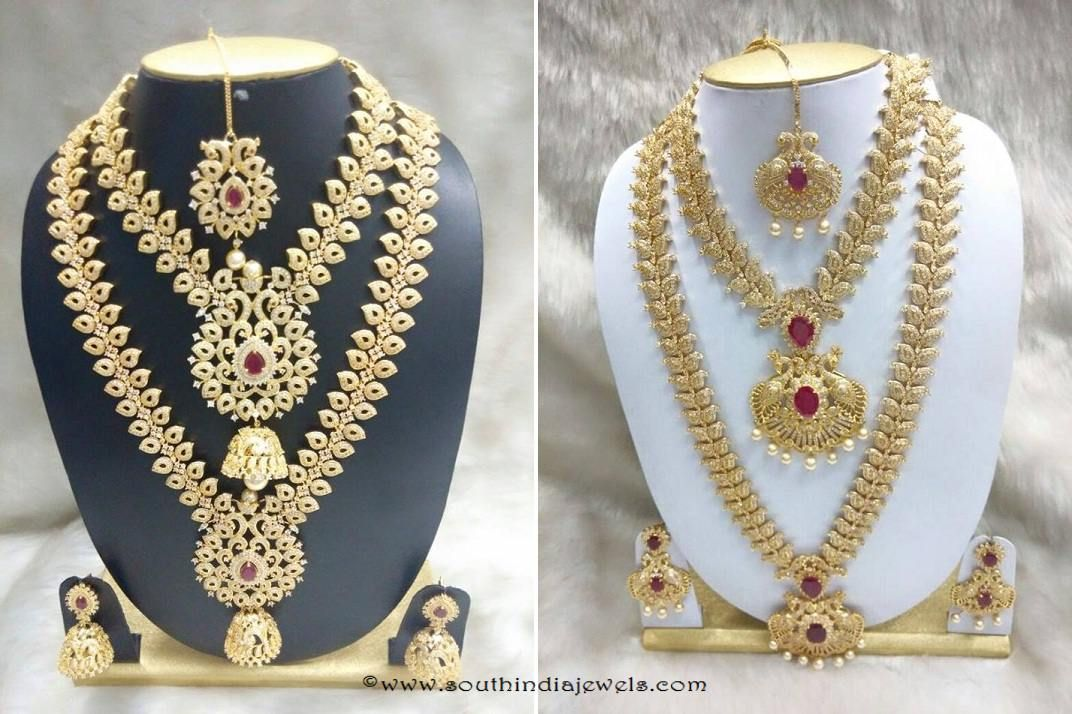 Necklace Gold And Earring Gold The Right Choice For Bridal Jewelry Sets So You Can Indian Bridal Jewelry Sets Bridal Jewellery Indian Bridal Jewellery Earrings