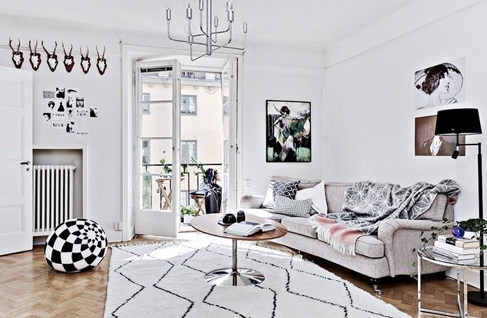 The new interior trend that gives  nod to   via mydomaine also monochrome rh pinterest