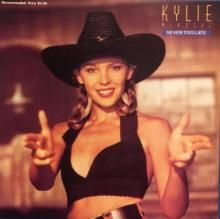 NEVER TOO LATE / MADE IN HEAVEN (HEAVEN SCENT MIX) | KYLIE MINOGUE | 7 inch single | Music 4 Collectors
