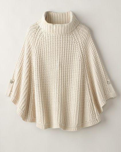 Cute cape sweater