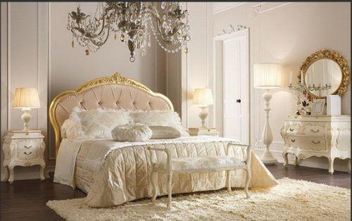Elegant Vintage Bedroom Decor | Bedroom With Vintage Furniture | Classic  Elegant Master Bedroom Design .