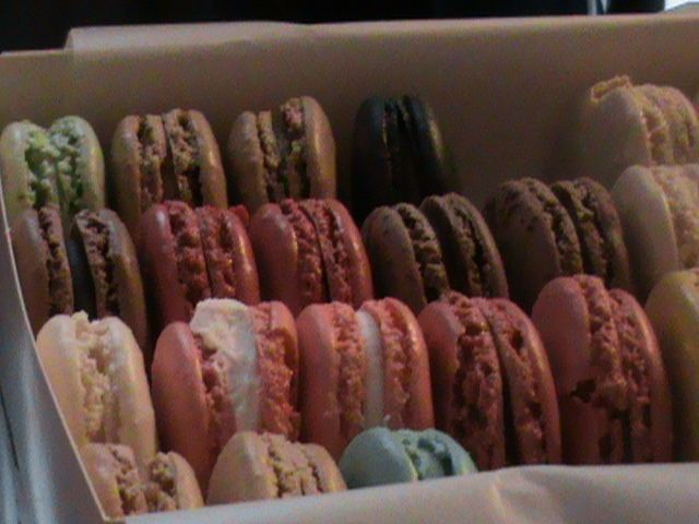 French Macaroons!  Yummy!