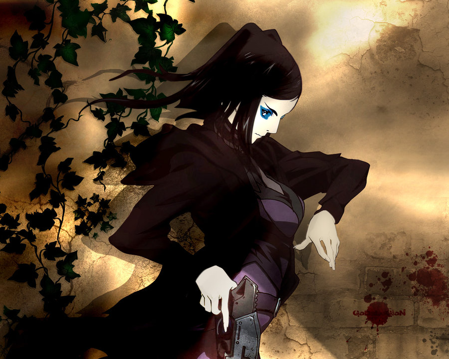 Ergo ProxY by godlsegion.deviantart.com on @deviantART