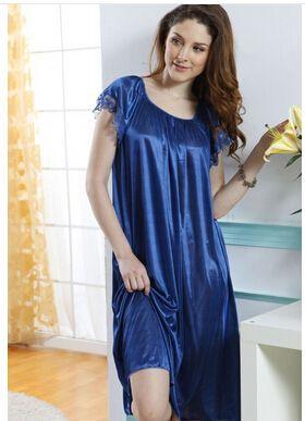 dbc16e2eeeb7 Baru 2015 Sexy Womens Kasual Gaun Kamisol Pakaian Tidur Lingerie Gaun Baju  Tidur Sleepwear pengiriman gratis