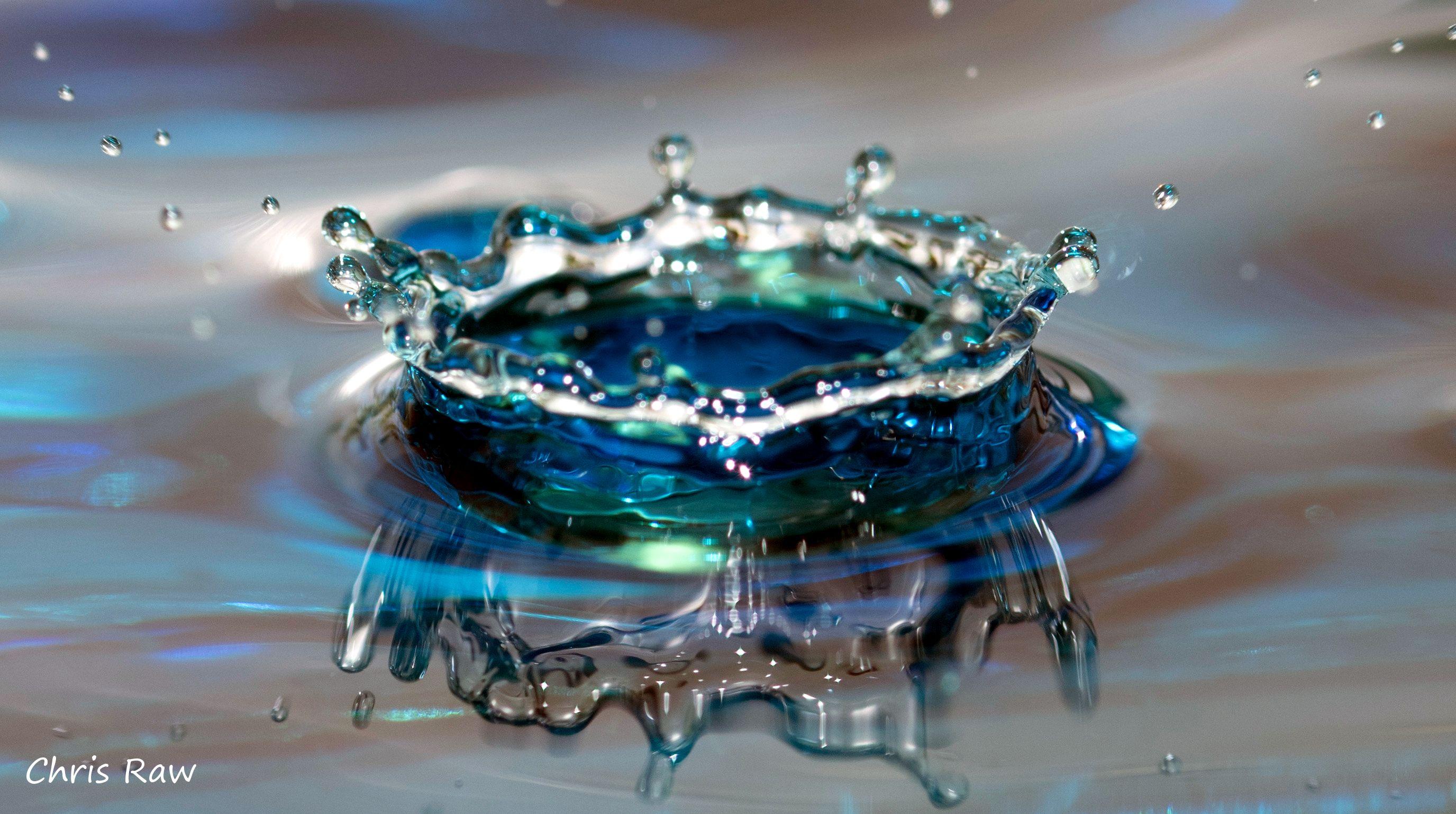 Épinglé sur goutte d'eau