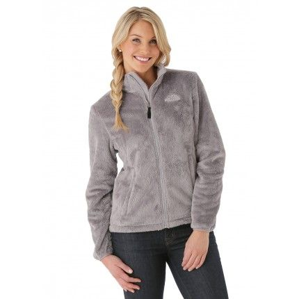 6bc9a5a39 The North Face Women's Osito Jacket (Metallic Silver) | NEW Jackets ...