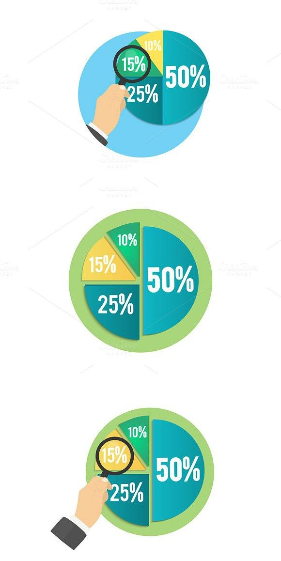 Business Pie Chart Pie Charts Infographic And Business