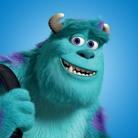 Monsters University Characters presented by Disney Movies