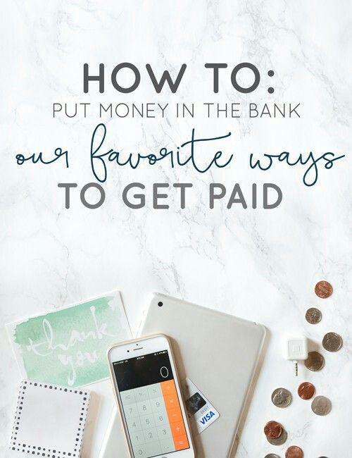 How to Put Money in the Bank: Our Favorite Payment Processors