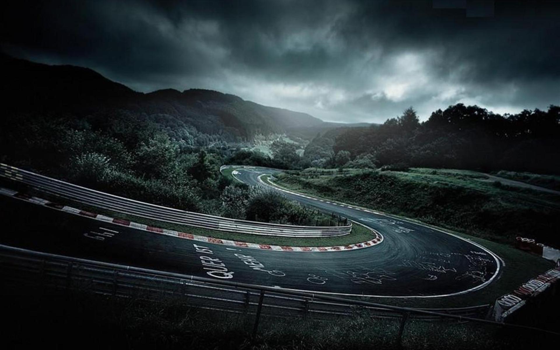 Nürburgring Nordschleife - Wehrseifen