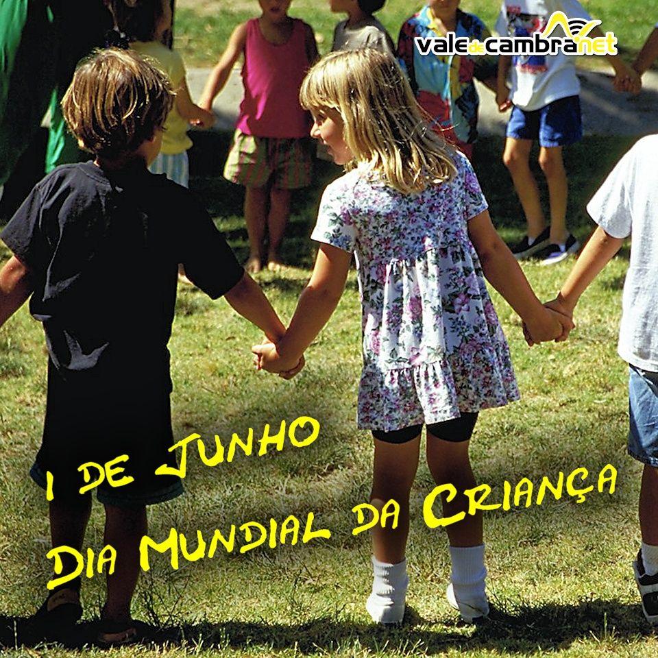 1 de Junho ::: Dia Mundial da Criança
