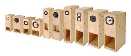 Fresh Voices For Diy Kit Back Loaded Horn Speaker Bo 1