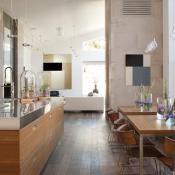 Kh Webb Architects Mountain Living Parallel Kitchen Design Contemporary Kitchen Design Kitchen Design