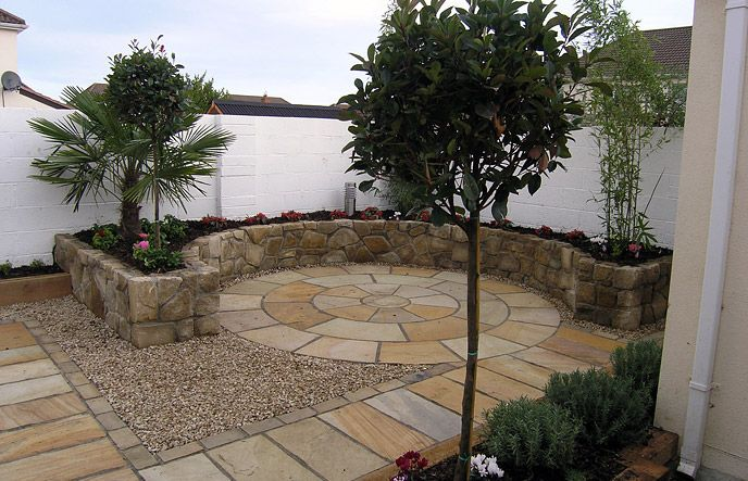 Ideas For Backyard Patios patio for backyard entertaining outdoor fireplaces fire pits Stone Patio Ideas