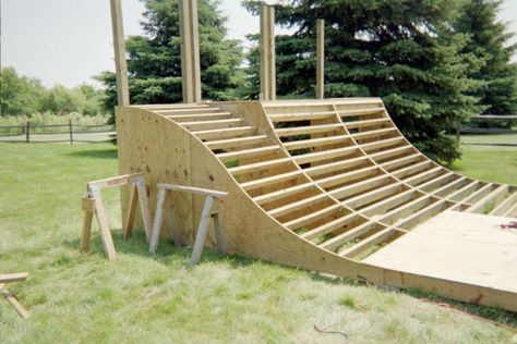 Ramp Photos | www.Ramphelp.com | How to build a skate Ramp ...