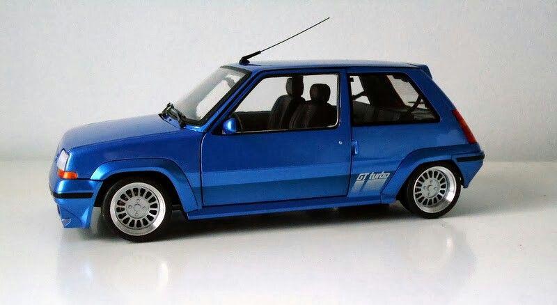 Renault 5gt Turbo Norev 118 Renault 5 Gt Turbo Pinterest